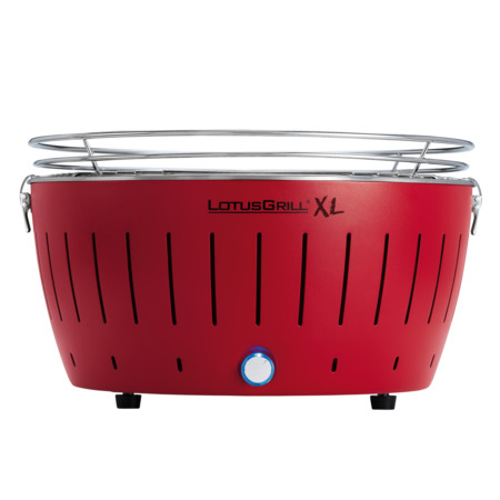 Lotus Grill XL, feuerrot